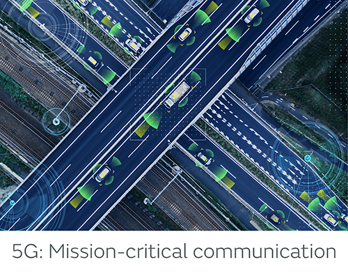 5G mission-critical communications
