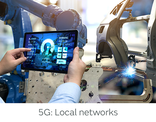 5G local networks